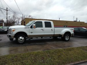 Truck Wash and Detailing